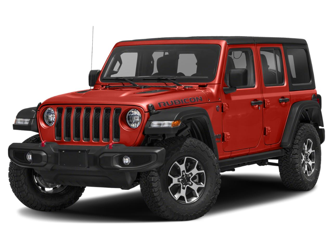 2018 Jeep Wrangler Unlimited Vehicle Photo in Boonville, IN 47601