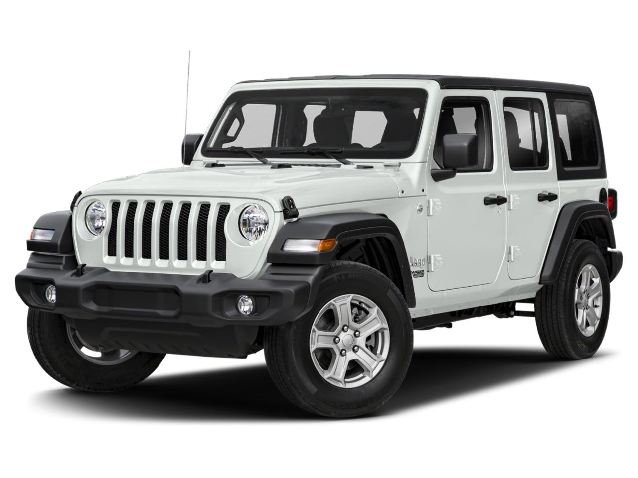 2018 Jeep Wrangler Unlimited Vehicle Photo in Doylsetown, PA 18901