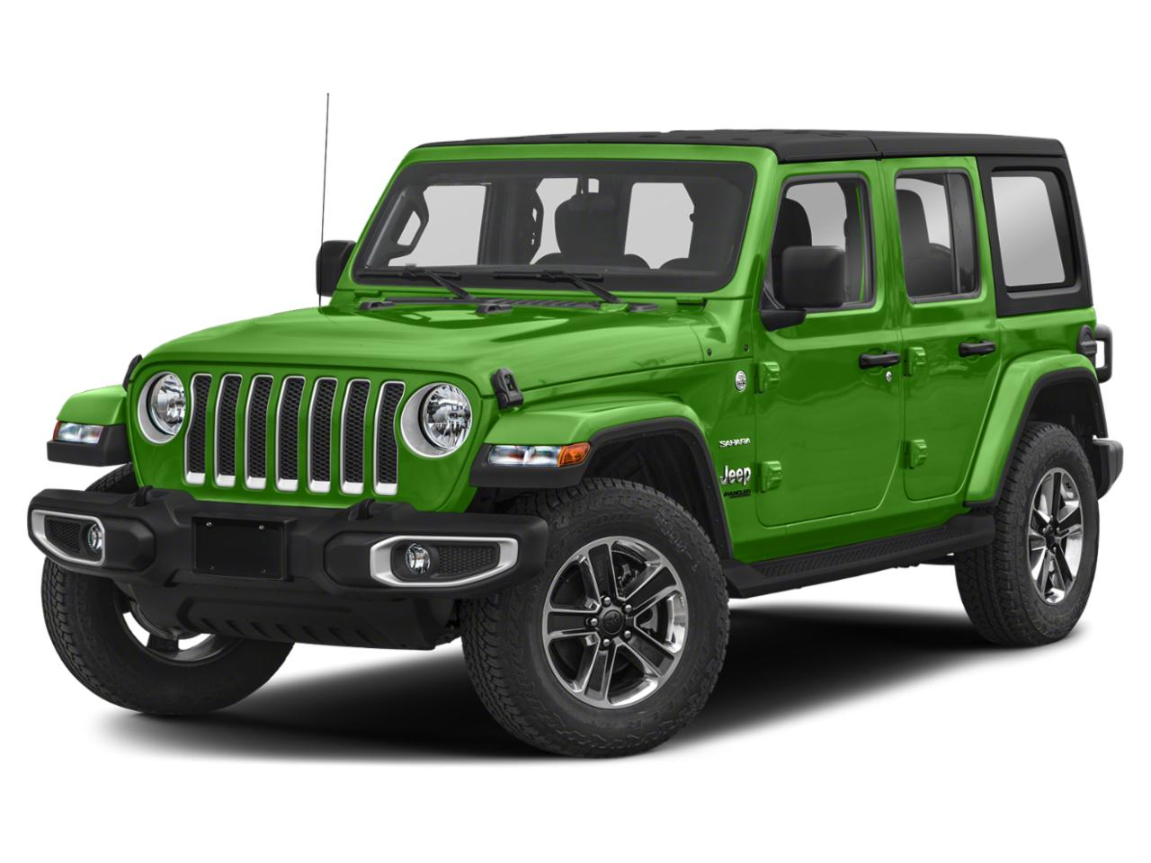 2018 Jeep Wrangler Unlimited Vehicle Photo in Merrillville, IN 46410