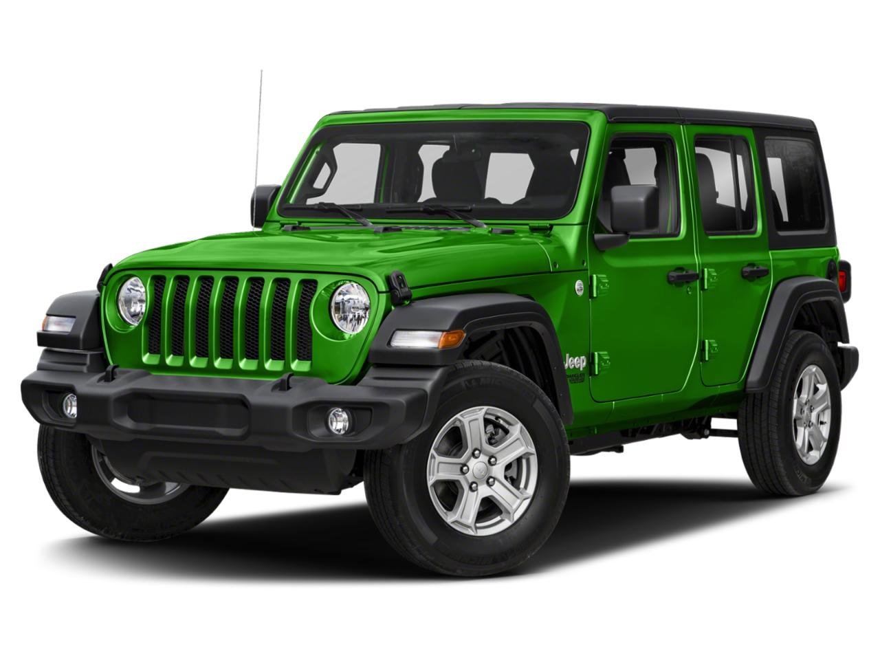 2018 Jeep Wrangler Unlimited Vehicle Photo in Emporia, VA 23847