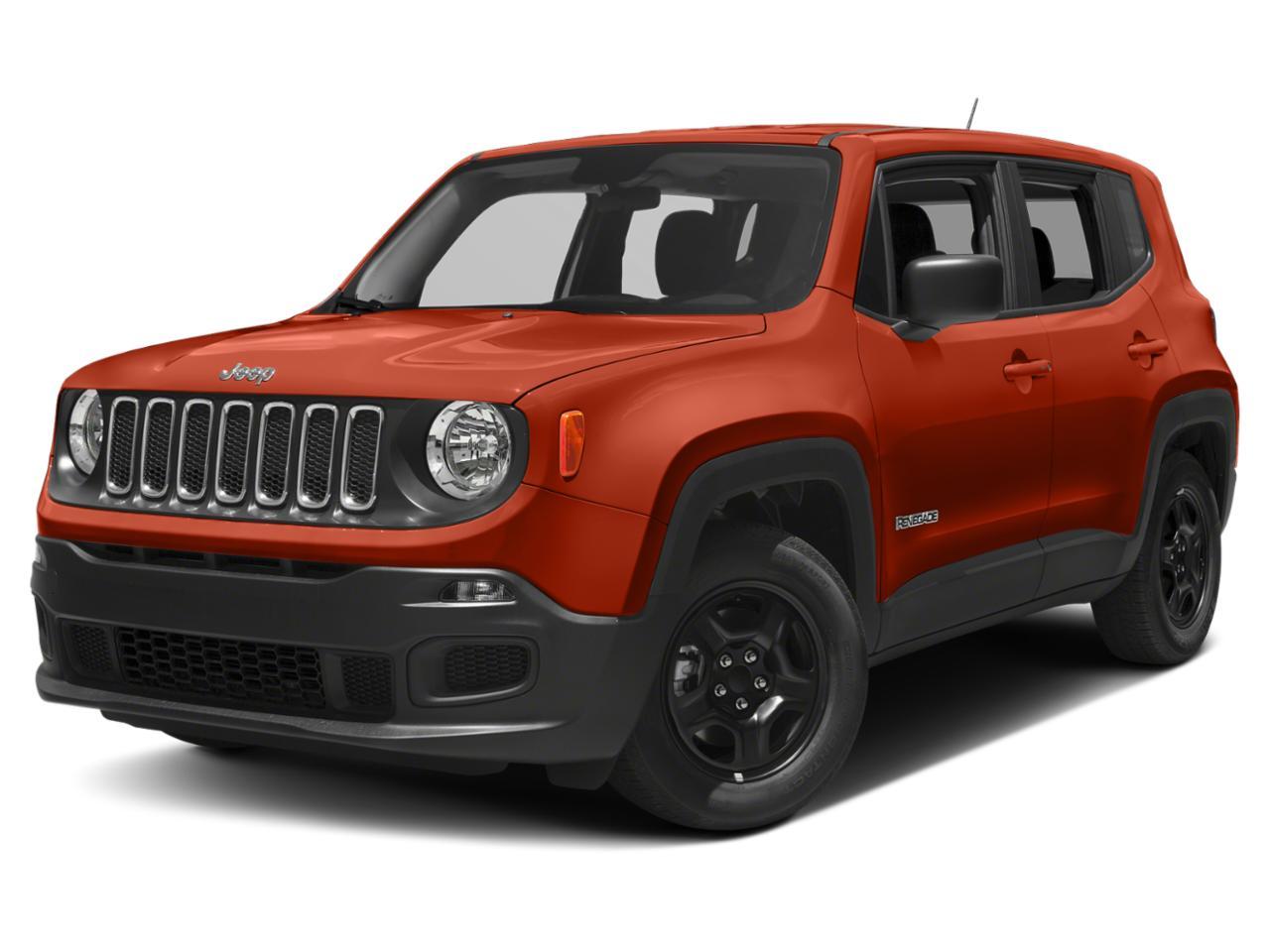 2018 Jeep Renegade Vehicle Photo in Johnson City, TN 37601