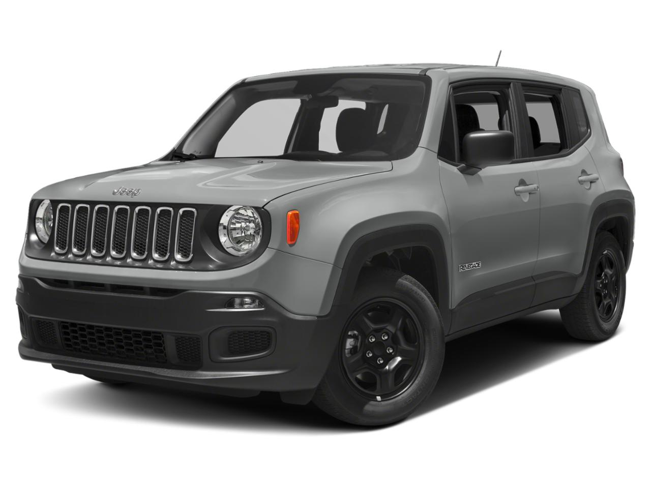 2018 Jeep Renegade Vehicle Photo in Medina, OH 44256