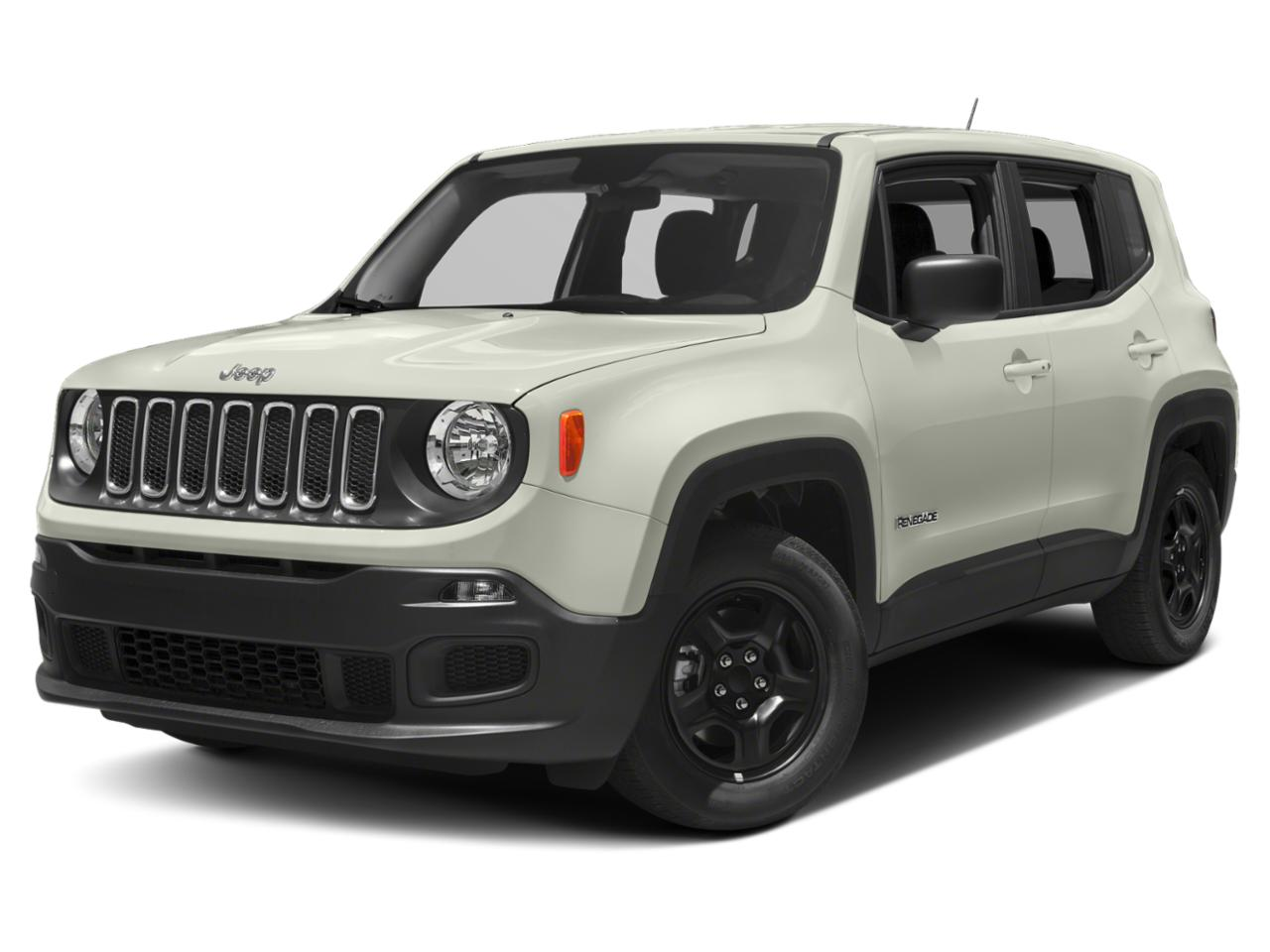 2018 Jeep Renegade Vehicle Photo in Joliet, IL 60435