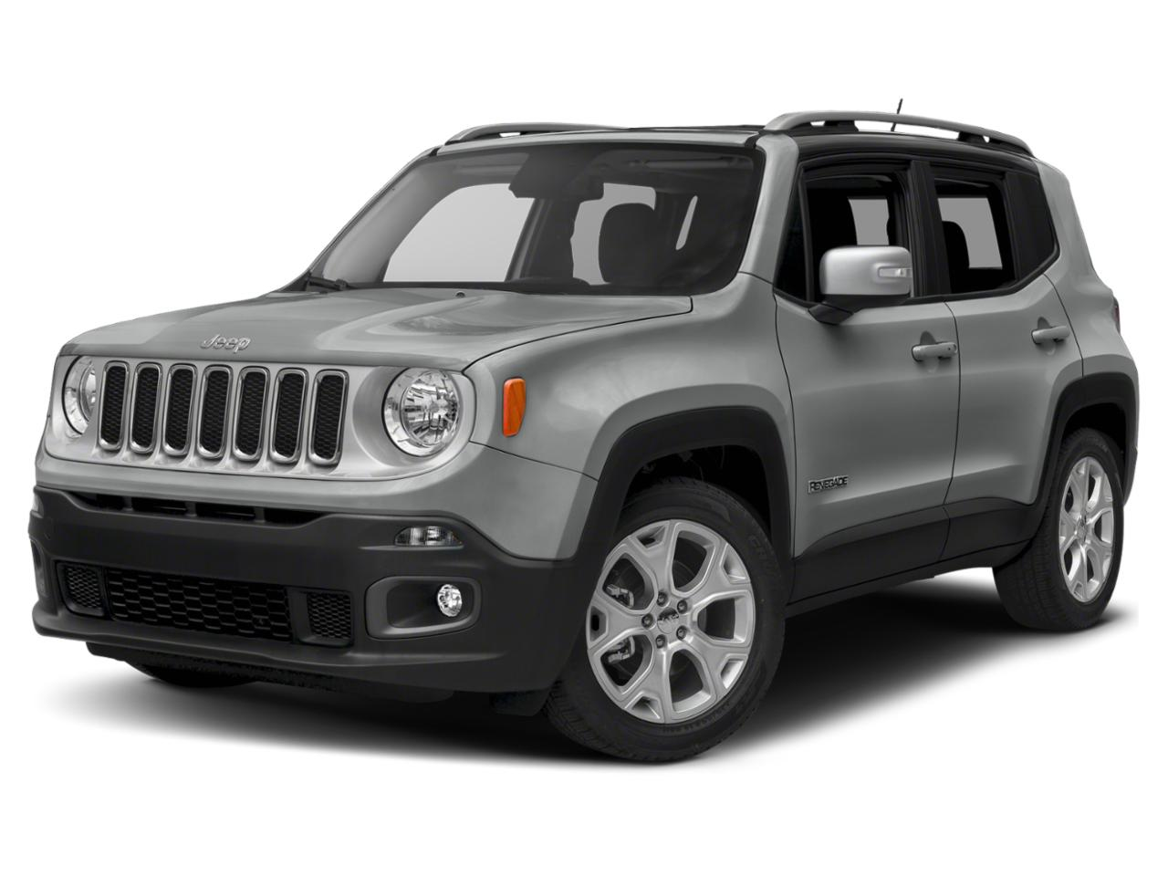 2018 Jeep Renegade Vehicle Photo in Fort Worth, TX 76116