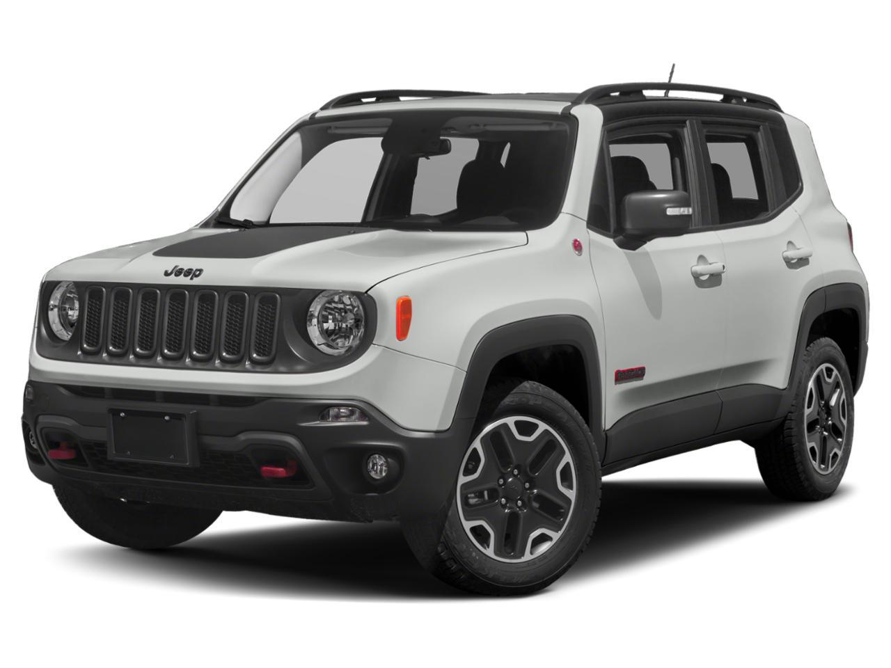 2018 Jeep Renegade Vehicle Photo in Colorado Springs, CO 80905