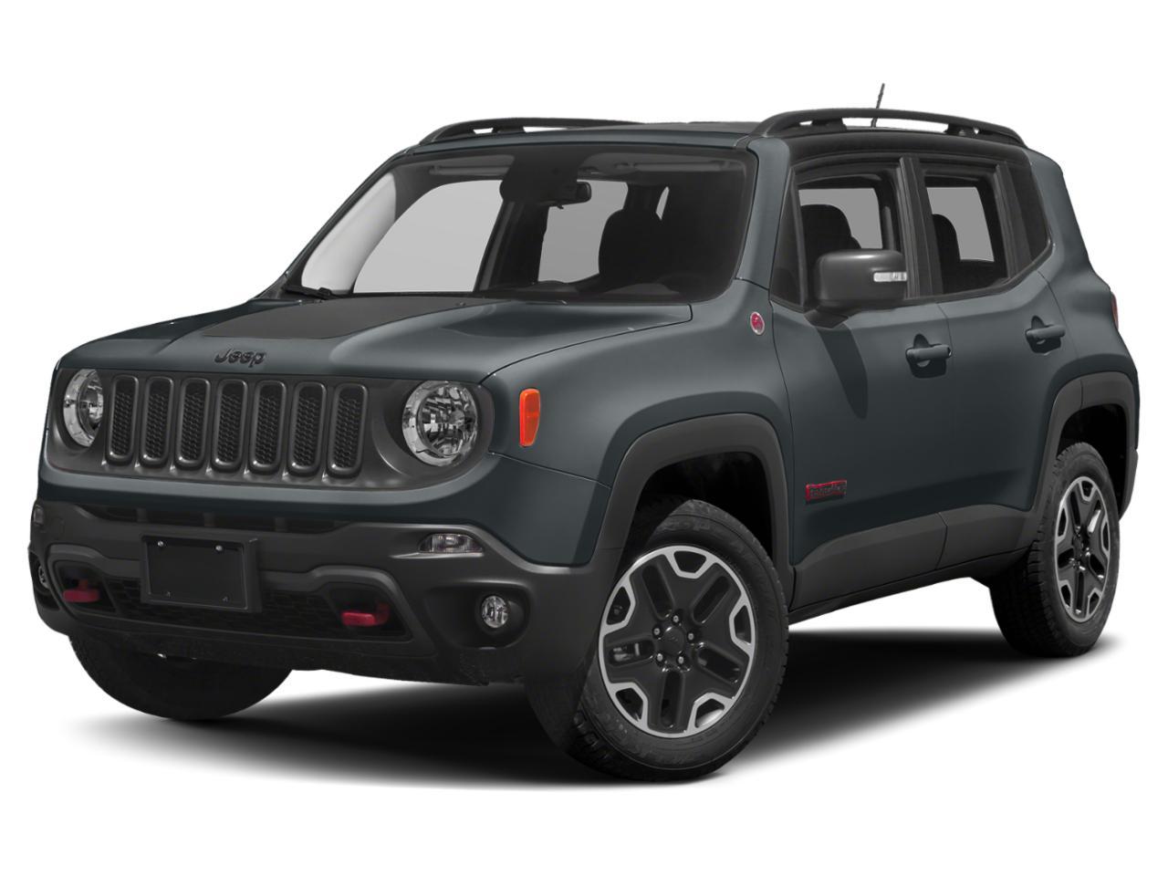 2018 Jeep Renegade Vehicle Photo in Colma, CA 94014