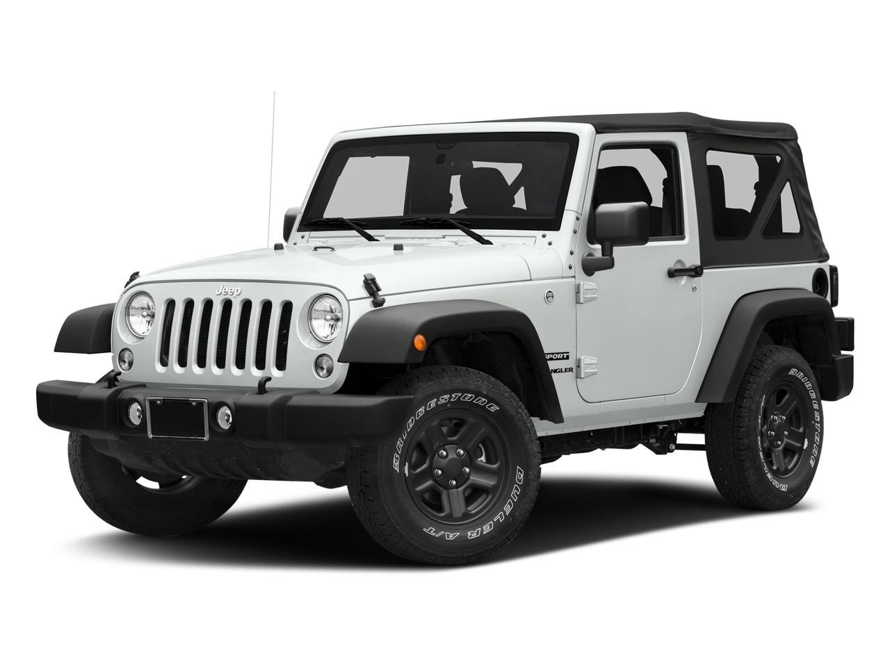 2018 Jeep Wrangler JK Vehicle Photo in Houston, TX 77074
