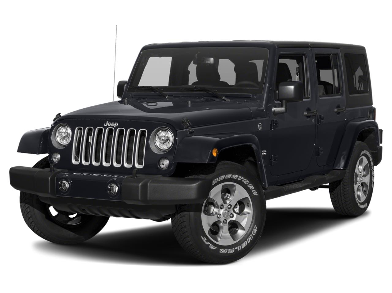 2018 Jeep Wrangler JK Unlimited Vehicle Photo in Plainfield, IL 60586