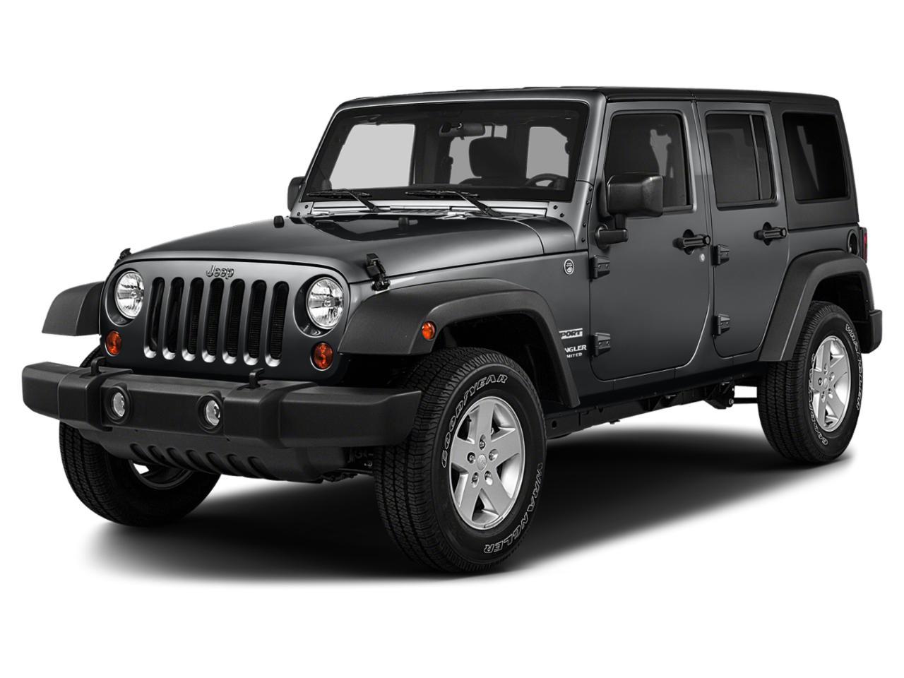 2018 Jeep Wrangler JK Unlimited Vehicle Photo in Columbia, TN 38401