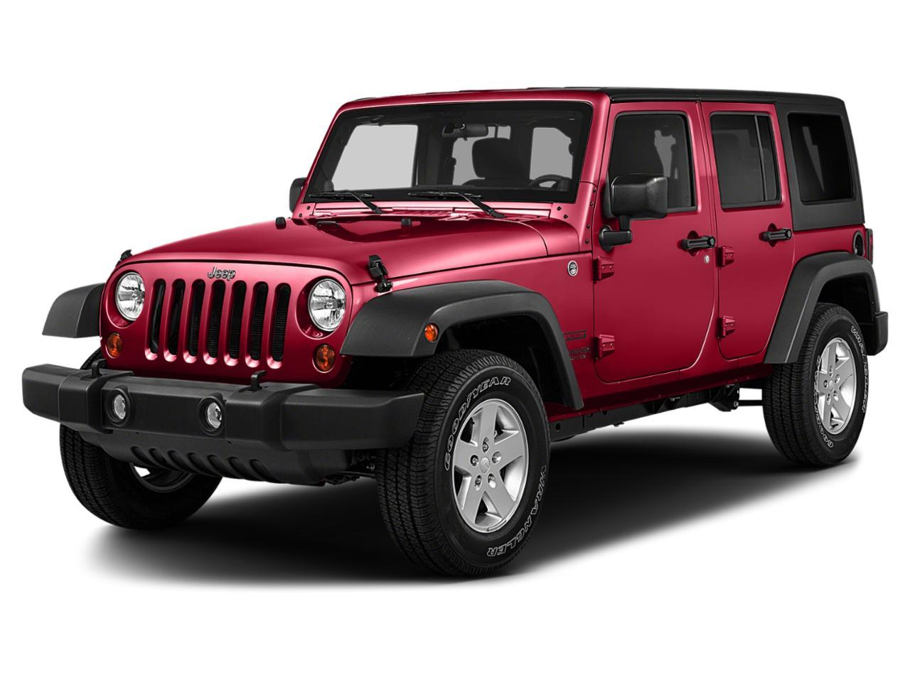 2018 Jeep Wrangler JK Unlimited Vehicle Photo in Twin Falls, ID 83301