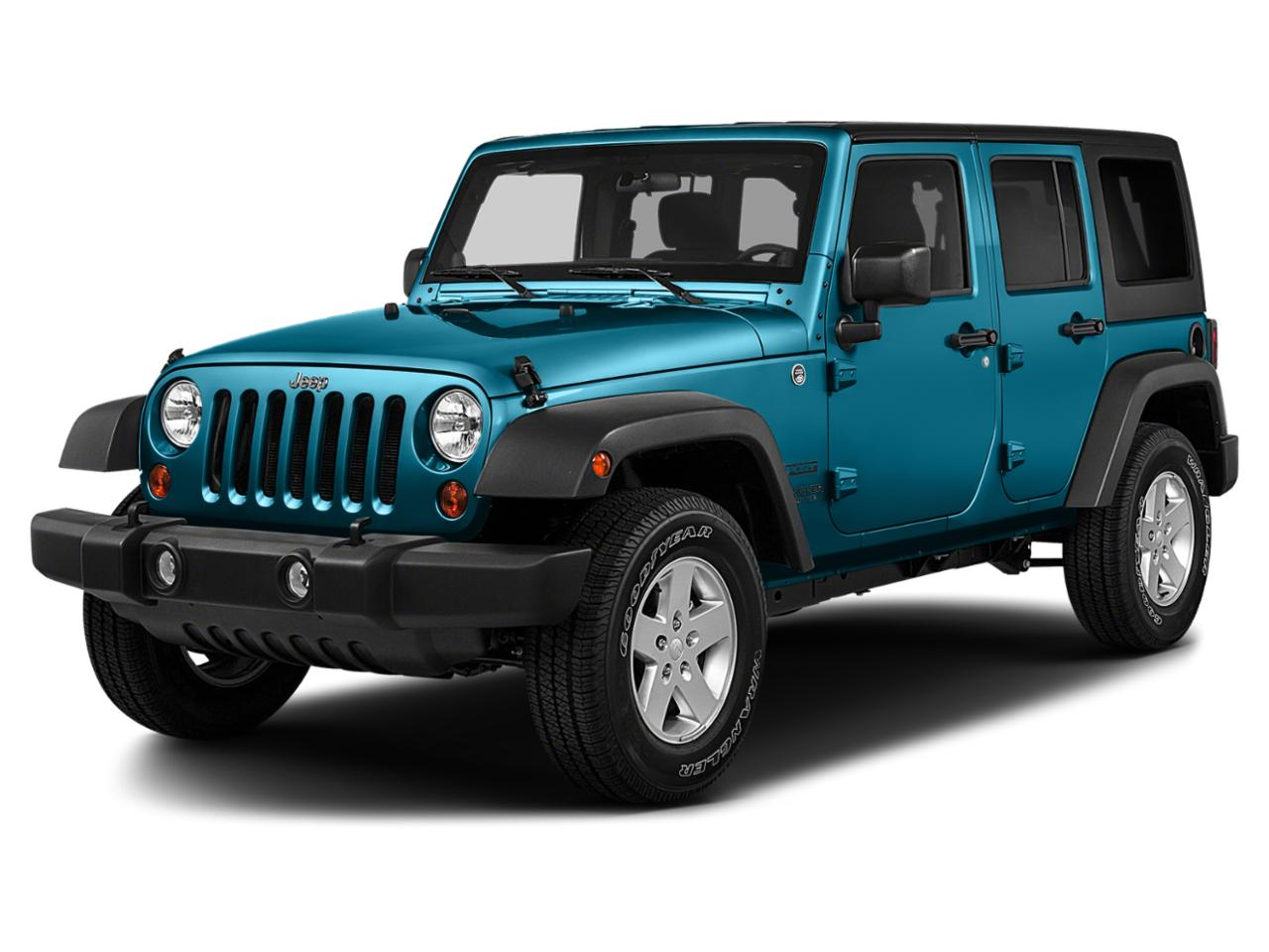 2018 Jeep Wrangler JK Unlimited Vehicle Photo in Lafayette, LA 70503