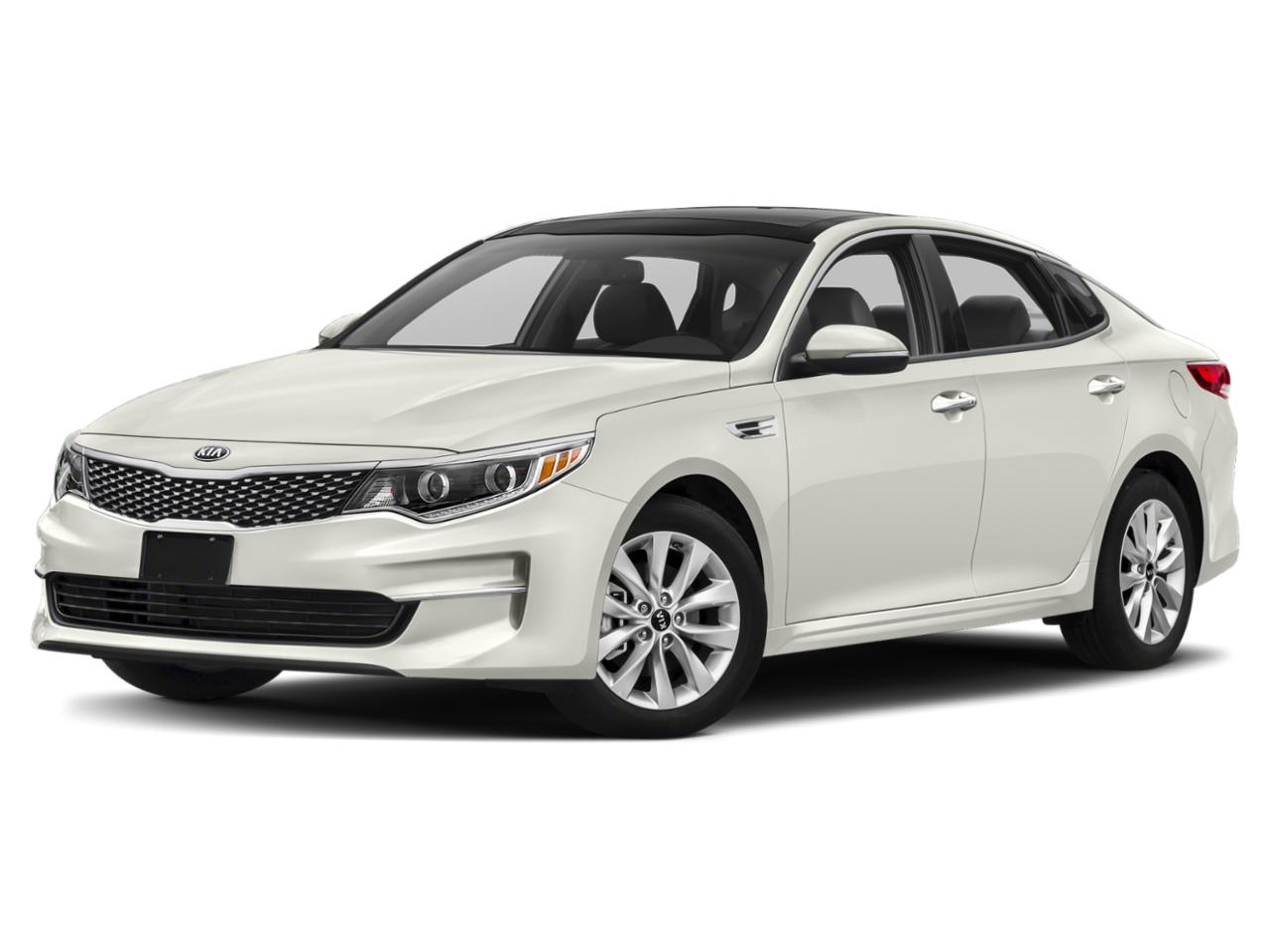 2018 Kia Optima Vehicle Photo in Raleigh, NC 27609