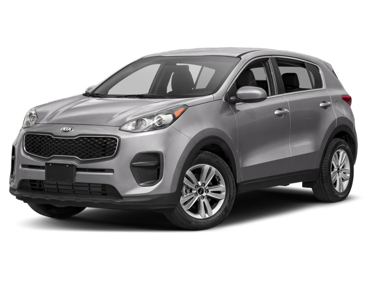 2018 Kia Sportage Vehicle Photo in Concord, NC 28027