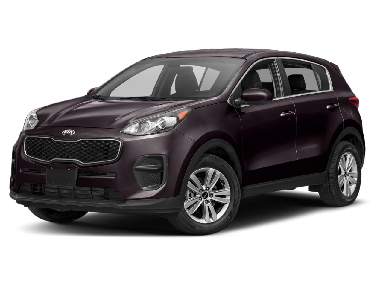 2018 Kia Sportage Vehicle Photo in Tucson, AZ 85712