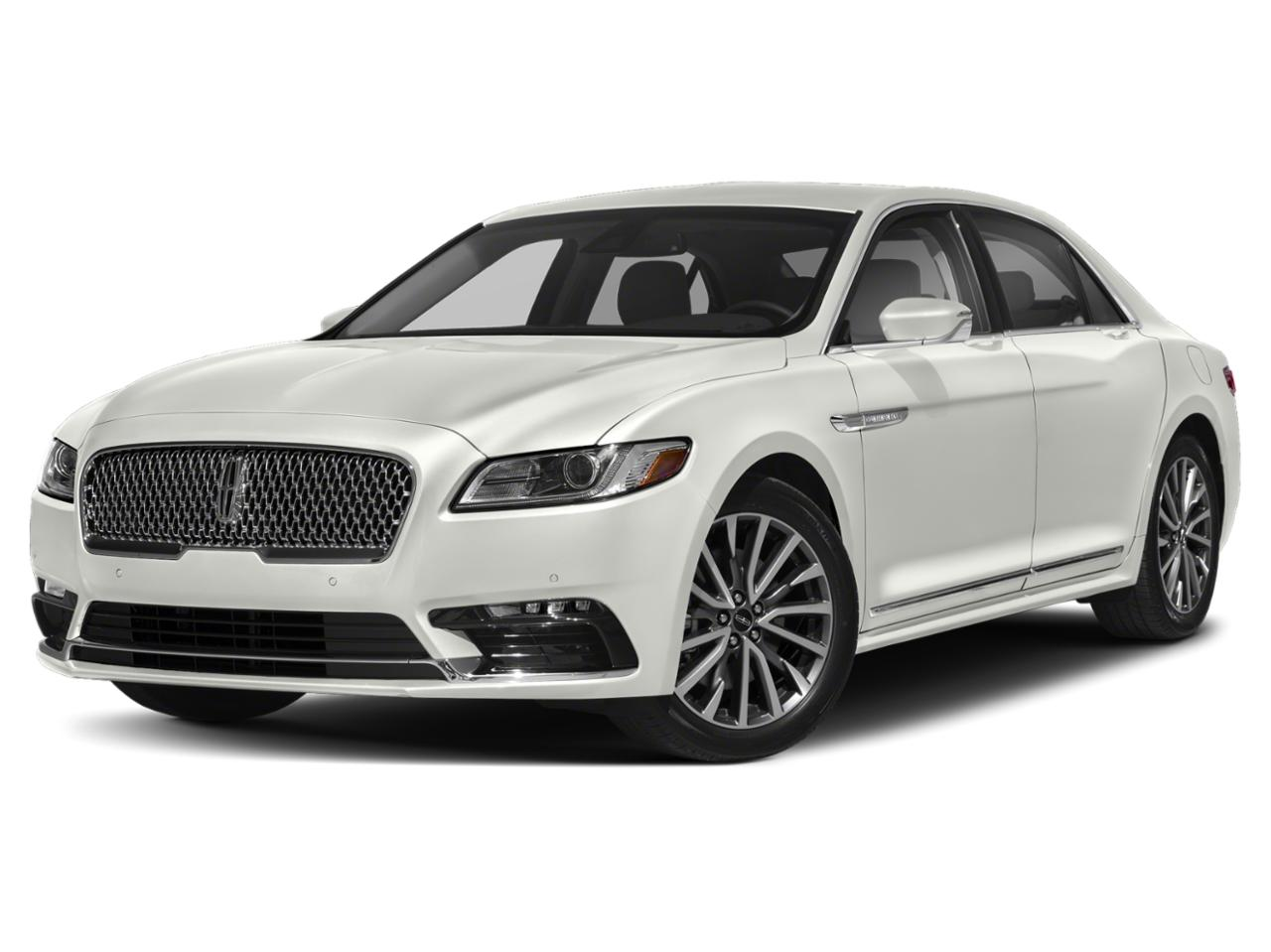 2018 LINCOLN Continental Vehicle Photo in Austin, TX 78759