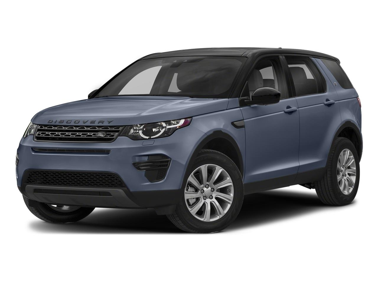 2018 Land Rover Discovery Sport Vehicle Photo in Grapevine, TX 76051