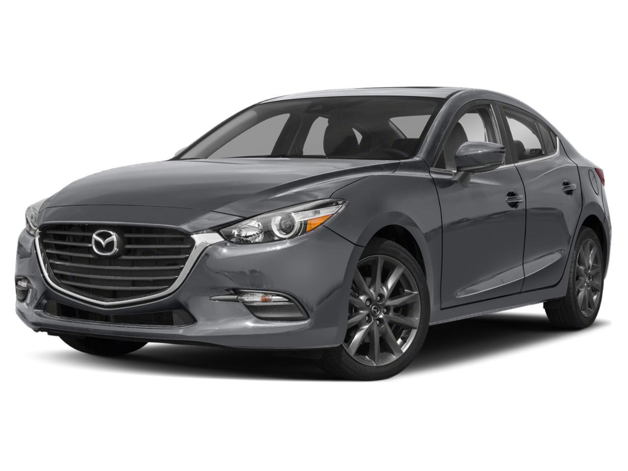 2018 Mazda Mazda3 4-Door Vehicle Photo in Casper, WY 82609