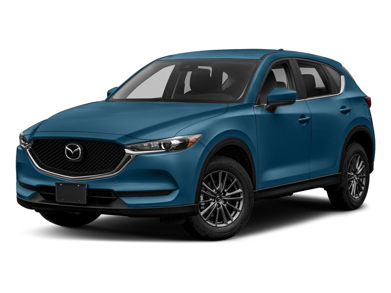 2018 Mazda CX-5 Vehicle Photo in San Antonio, TX 78238