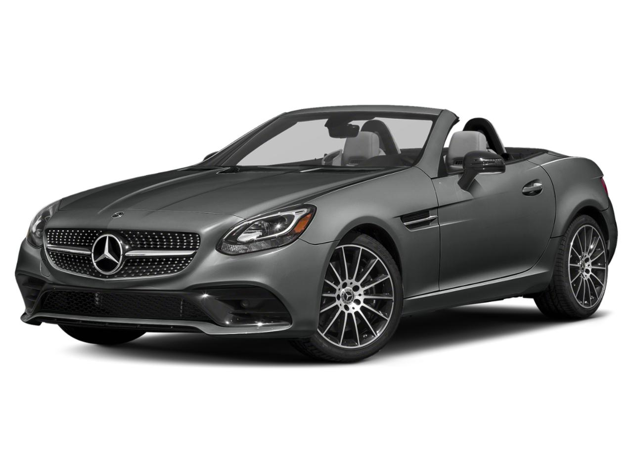 2018 Mercedes-Benz SLC Vehicle Photo in Pleasanton, CA 94588