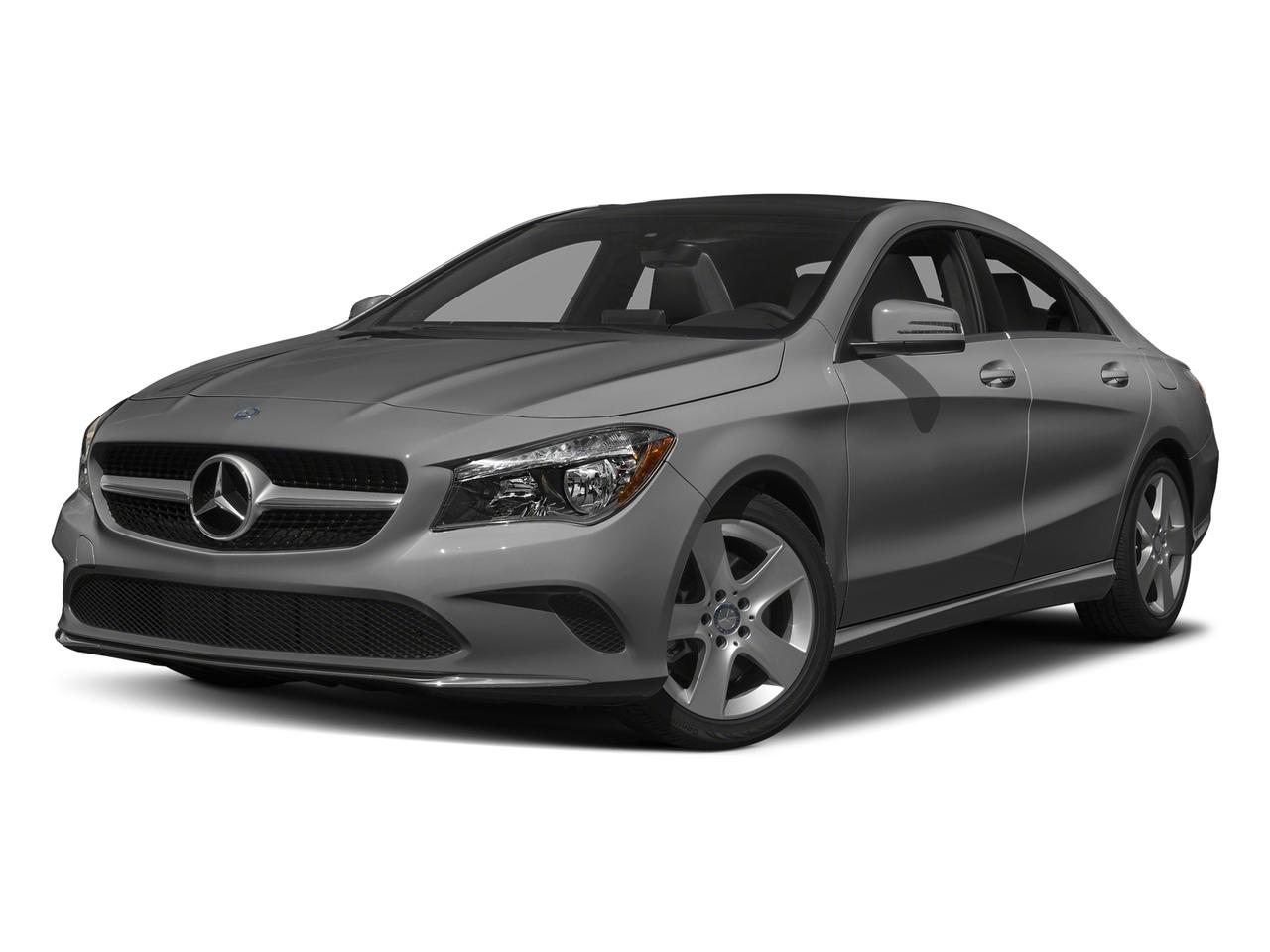 2018 Mercedes-Benz CLA Vehicle Photo in Concord, NC 28027