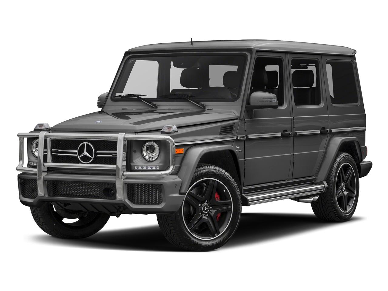 2018 Mercedes-Benz G-Class Vehicle Photo in Charlotte, NC 28227