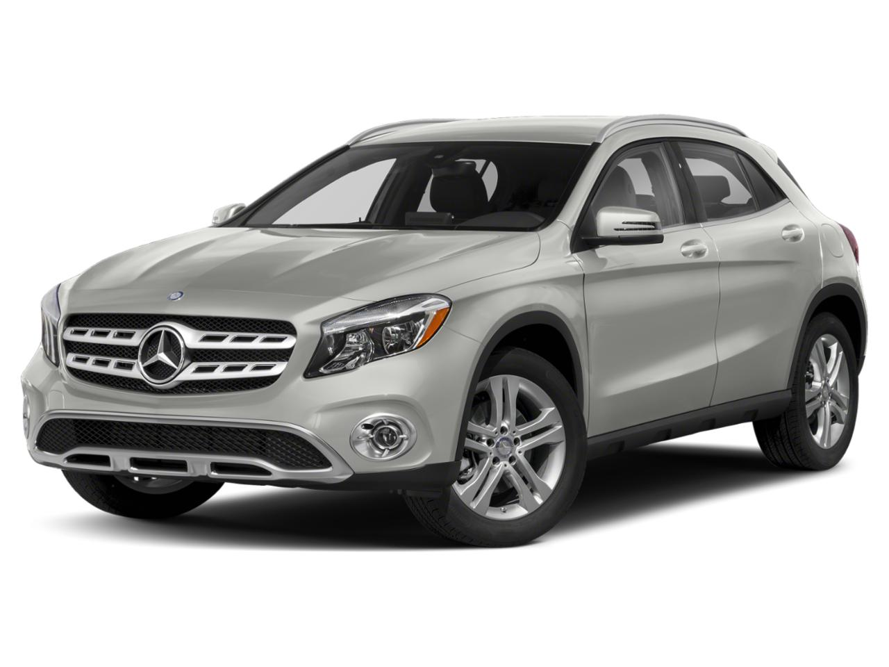 2018 Mercedes-Benz GLA Vehicle Photo in Fort Worth, TX 76116