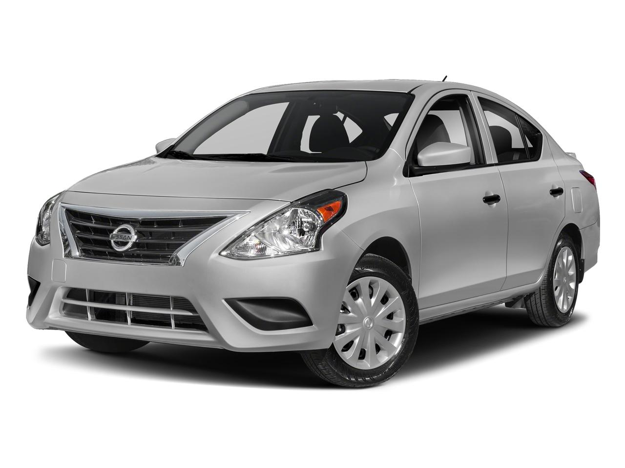 2018 Nissan Versa Sedan Vehicle Photo in Safford, AZ 85546
