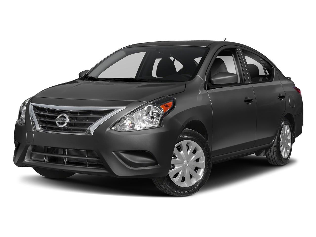 2018 Nissan Versa Sedan Vehicle Photo in Neenah, WI 54956