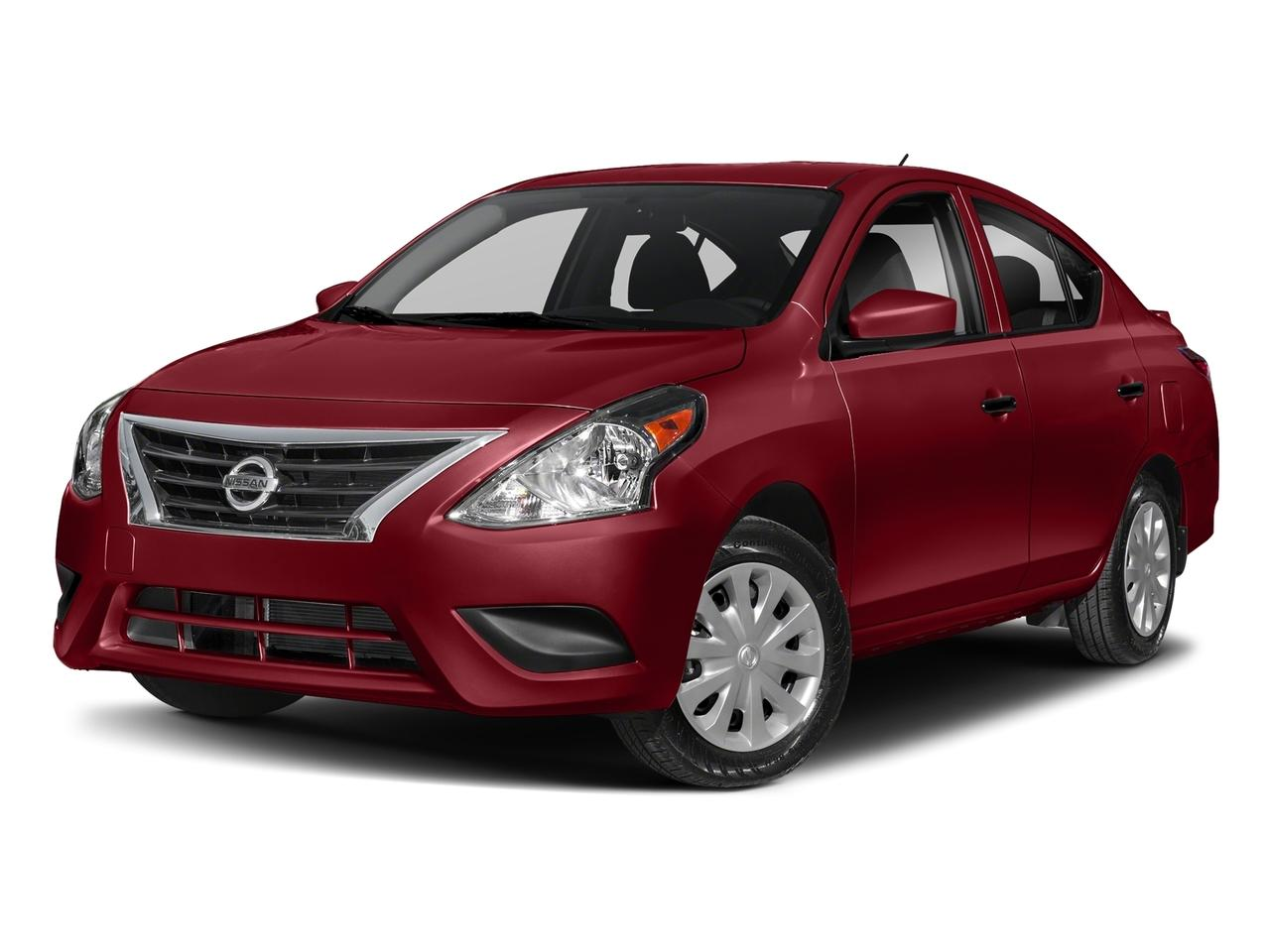 2018 Nissan Versa Sedan Vehicle Photo in Spokane, WA 99207
