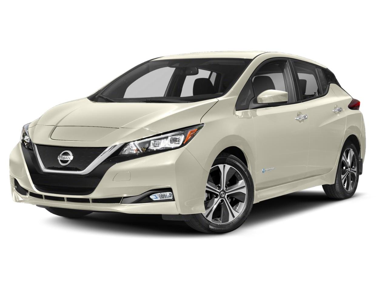2018 Nissan LEAF Vehicle Photo in Vincennes, IN 47591