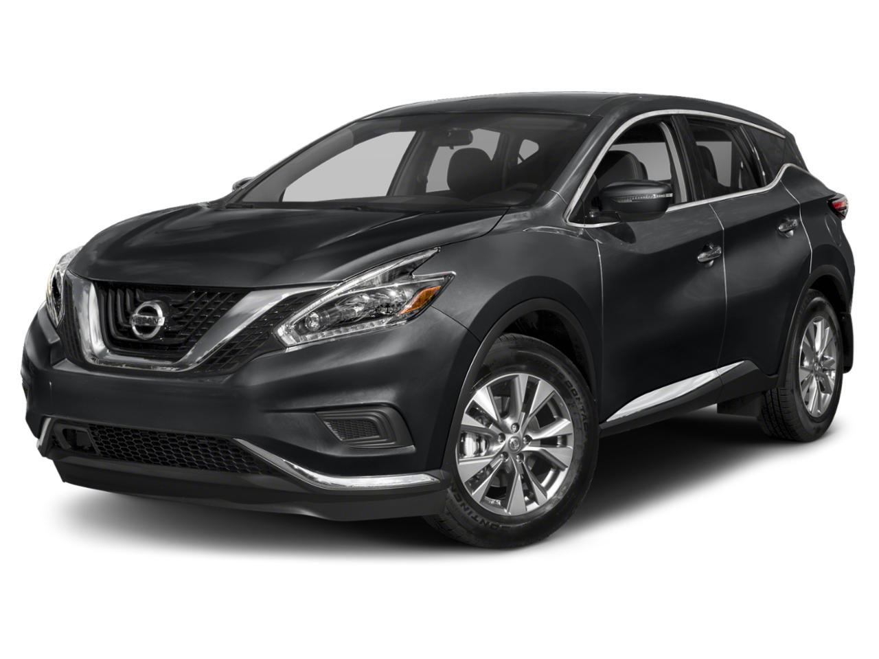 2018 Nissan Murano Vehicle Photo in Houston, TX 77090
