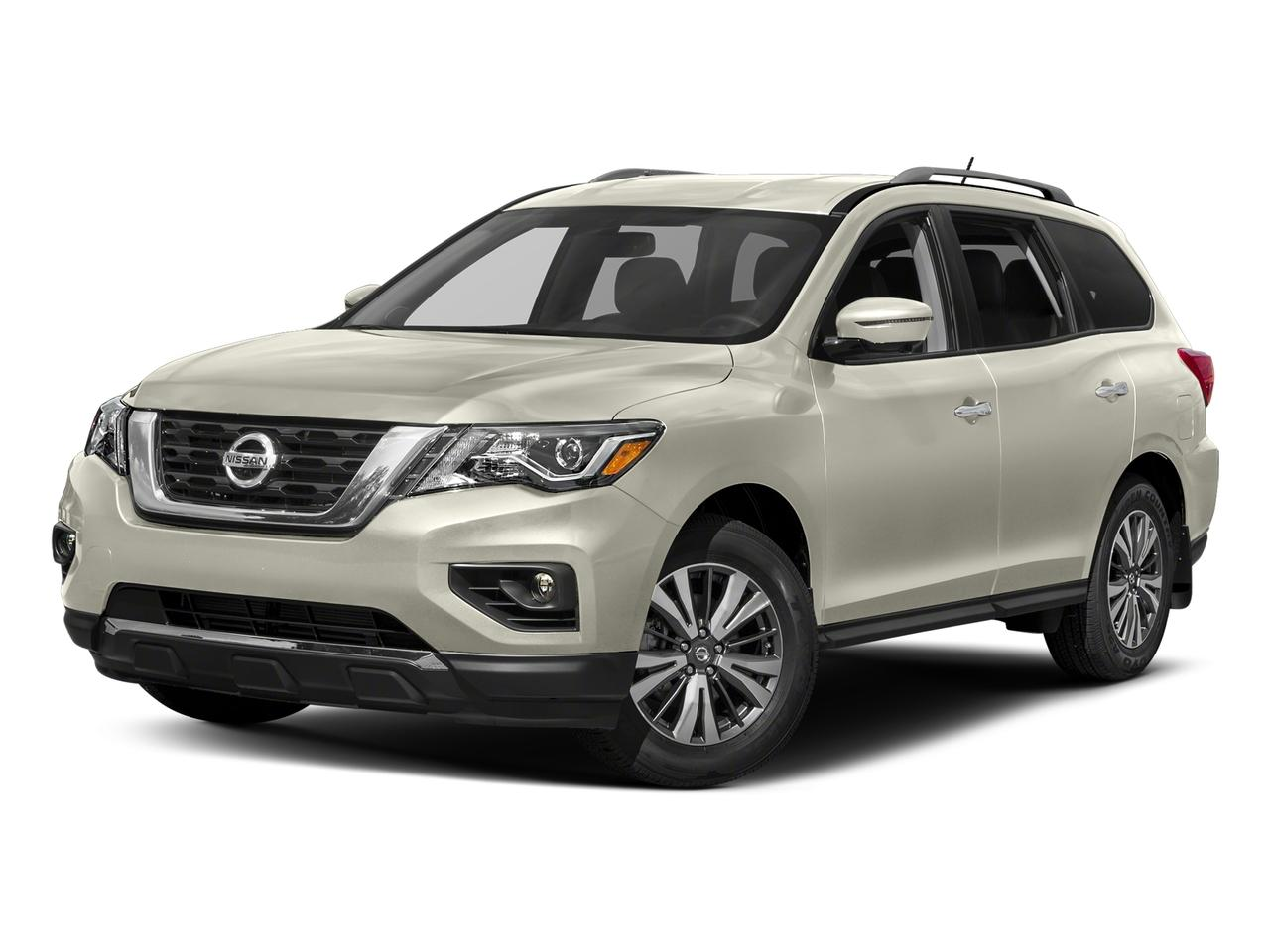2018 Nissan Pathfinder Vehicle Photo in Safford, AZ 85546