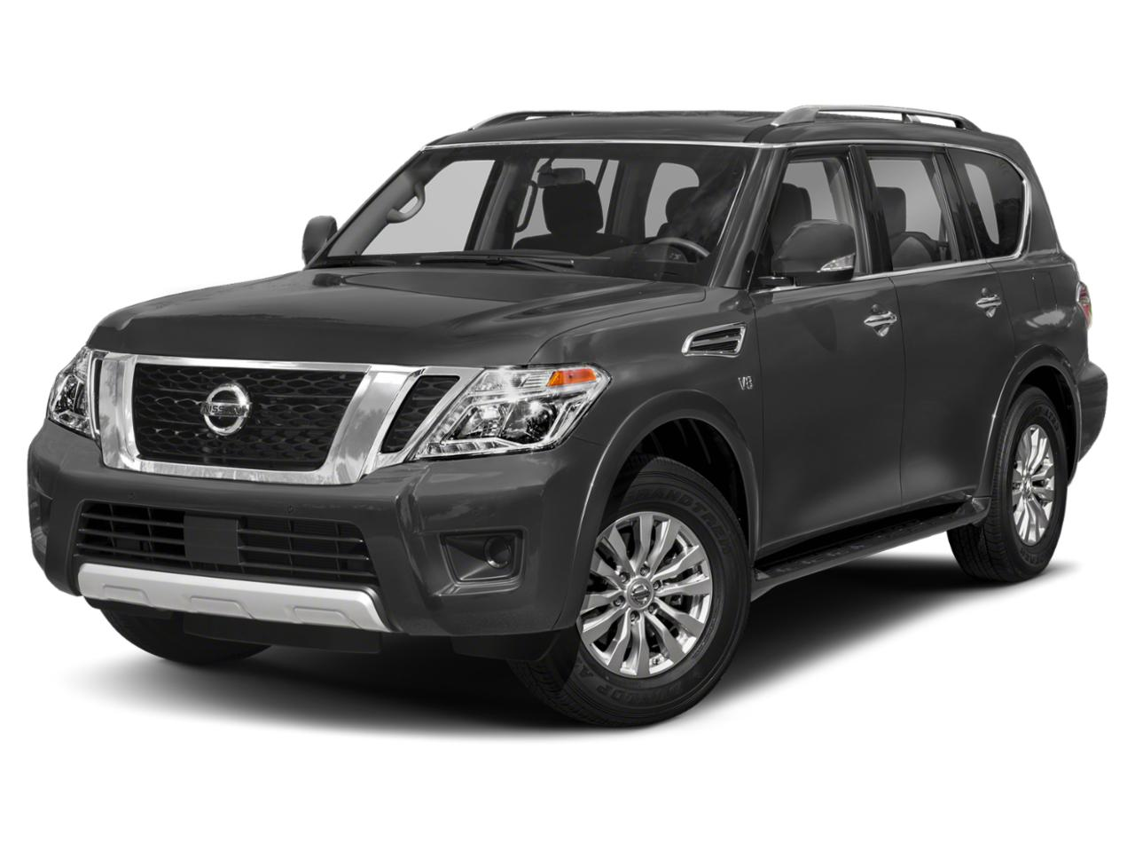 2018 Nissan Armada Vehicle Photo in Temple, TX 76502
