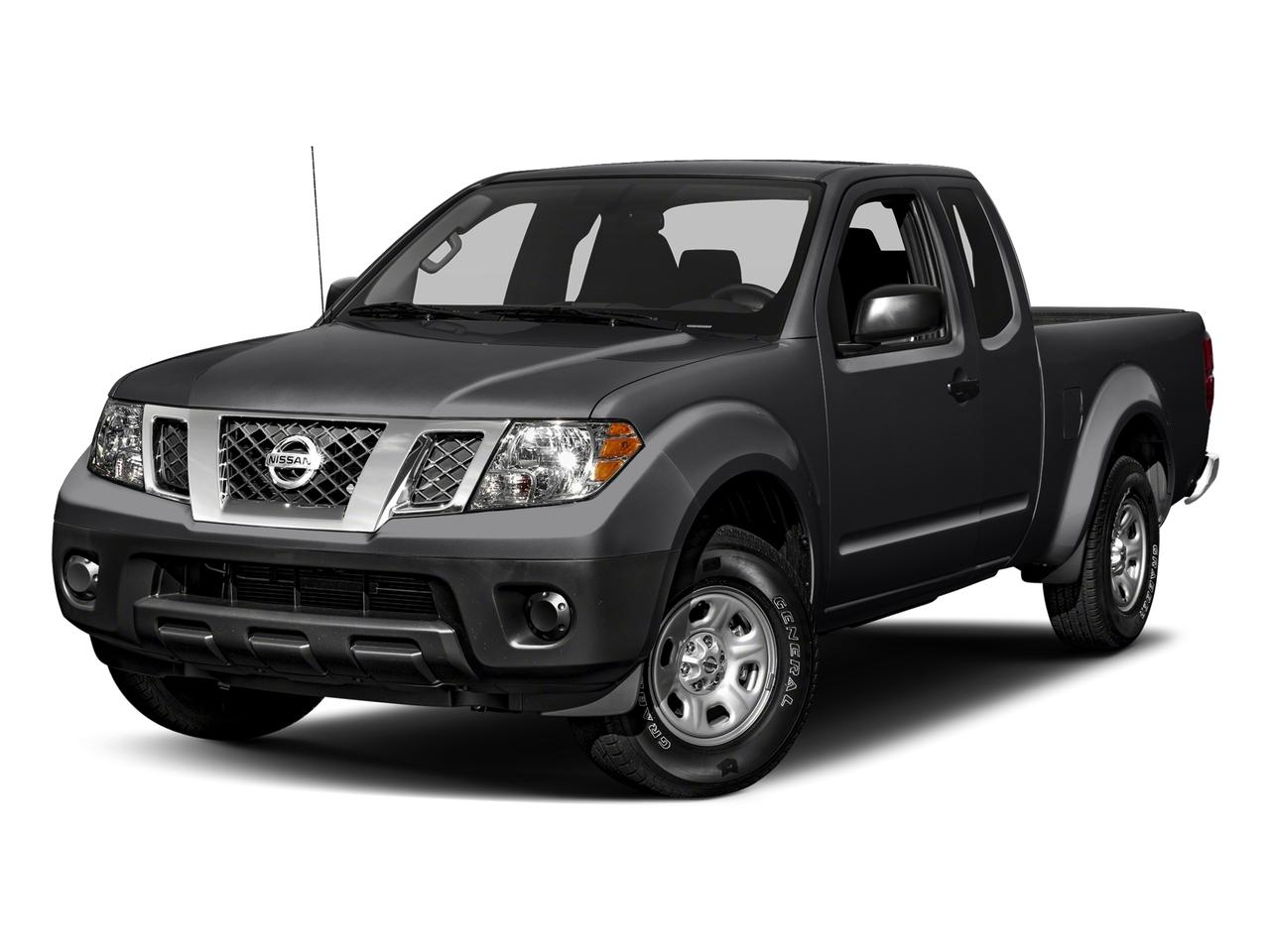 2018 Nissan Frontier Vehicle Photo in Akron, OH 44312