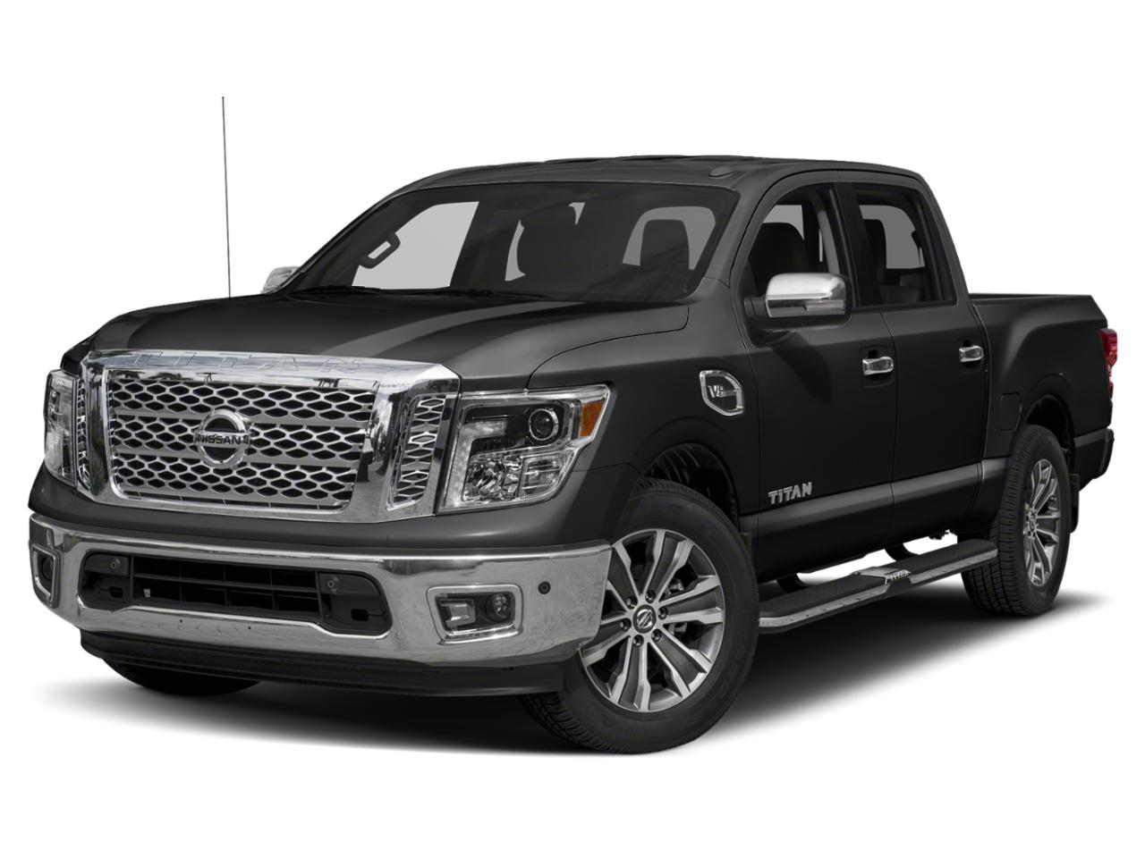 2018 Nissan Titan Vehicle Photo in Temple, TX 76502