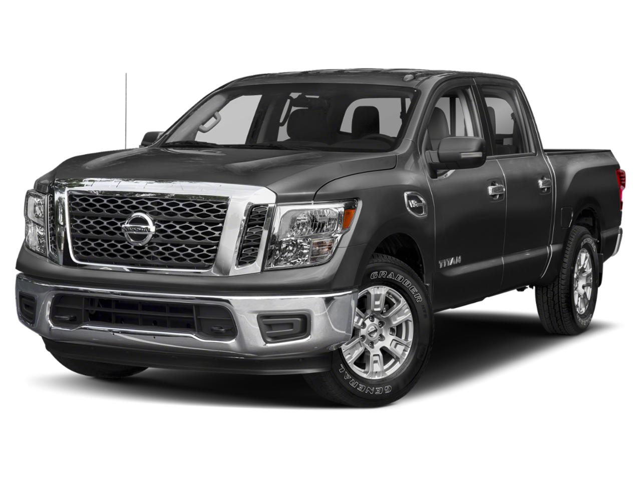 2018 Nissan Titan Vehicle Photo in Beaufort, SC 29906