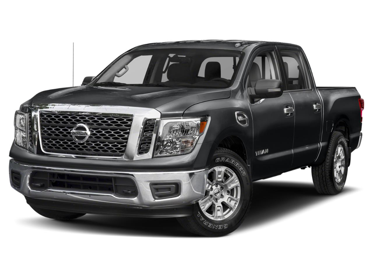 2018 Nissan Titan Vehicle Photo in Portland, OR 97225