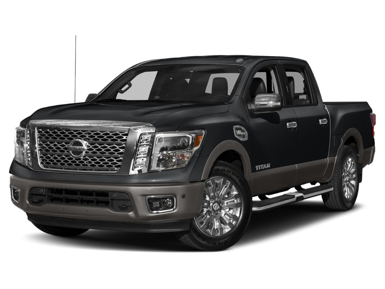 2018 Nissan Titan Vehicle Photo in Killeen, TX 76541