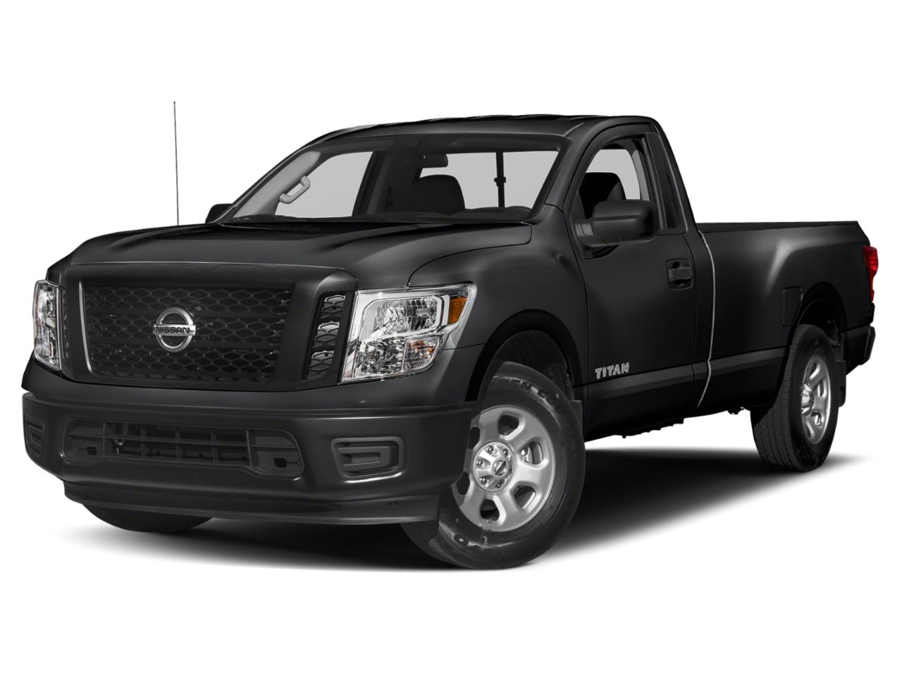 2018 Nissan Titan Vehicle Photo in Vincennes, IN 47591