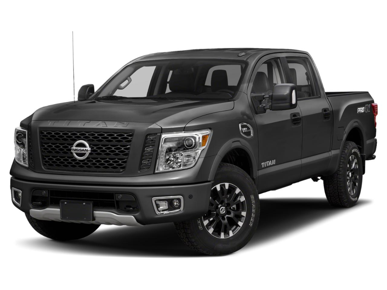 2018 Nissan Titan Vehicle Photo in San Angelo, TX 76901