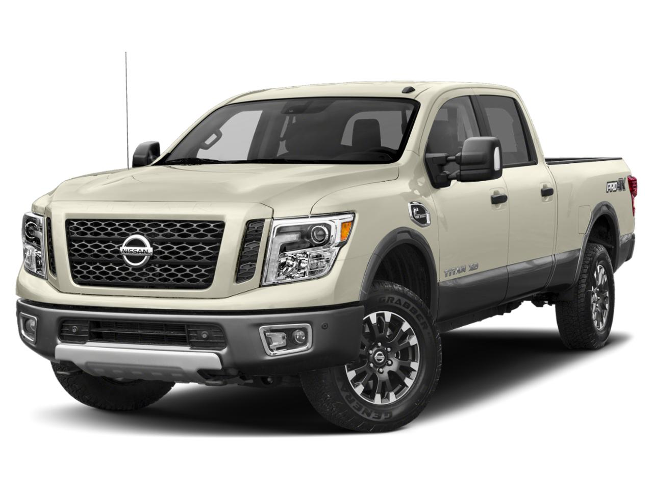 2018 Nissan Titan XD Vehicle Photo in Edinburg, TX 78539