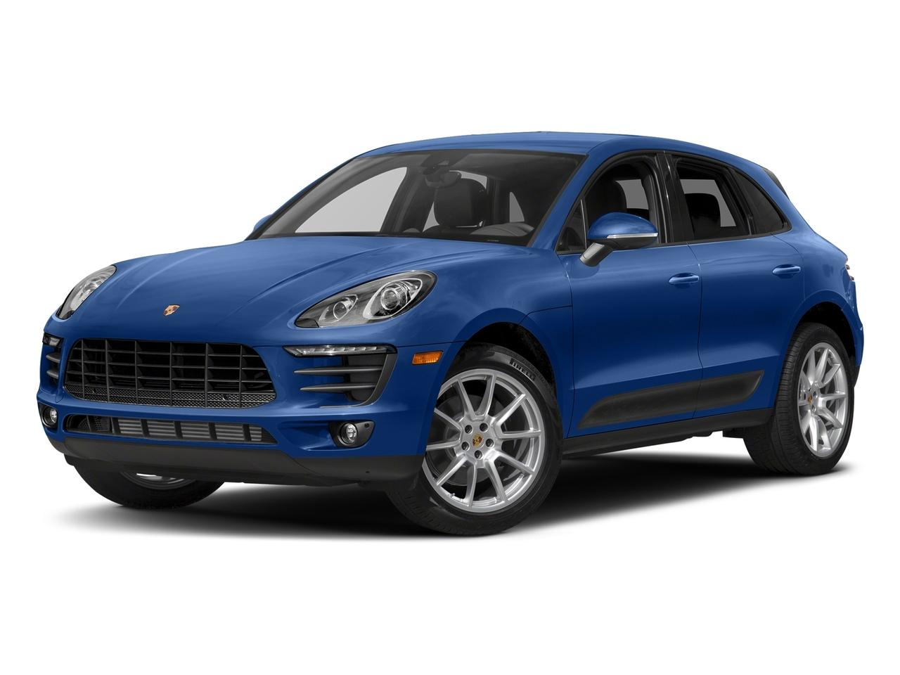 2018 Porsche Macan Vehicle Photo in Cary, NC 27511