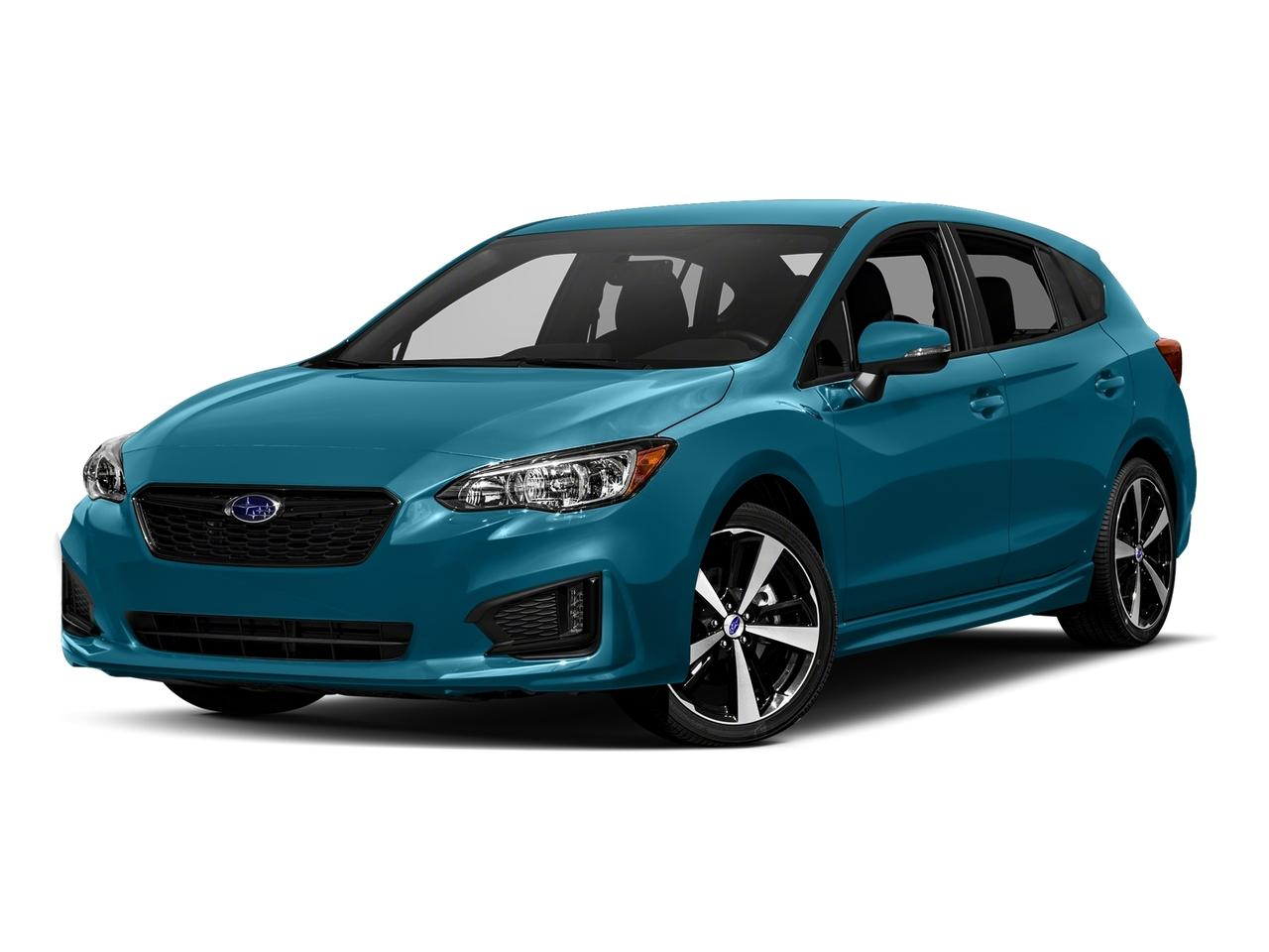 2018 Subaru Impreza Vehicle Photo in Peoria, IL 61615