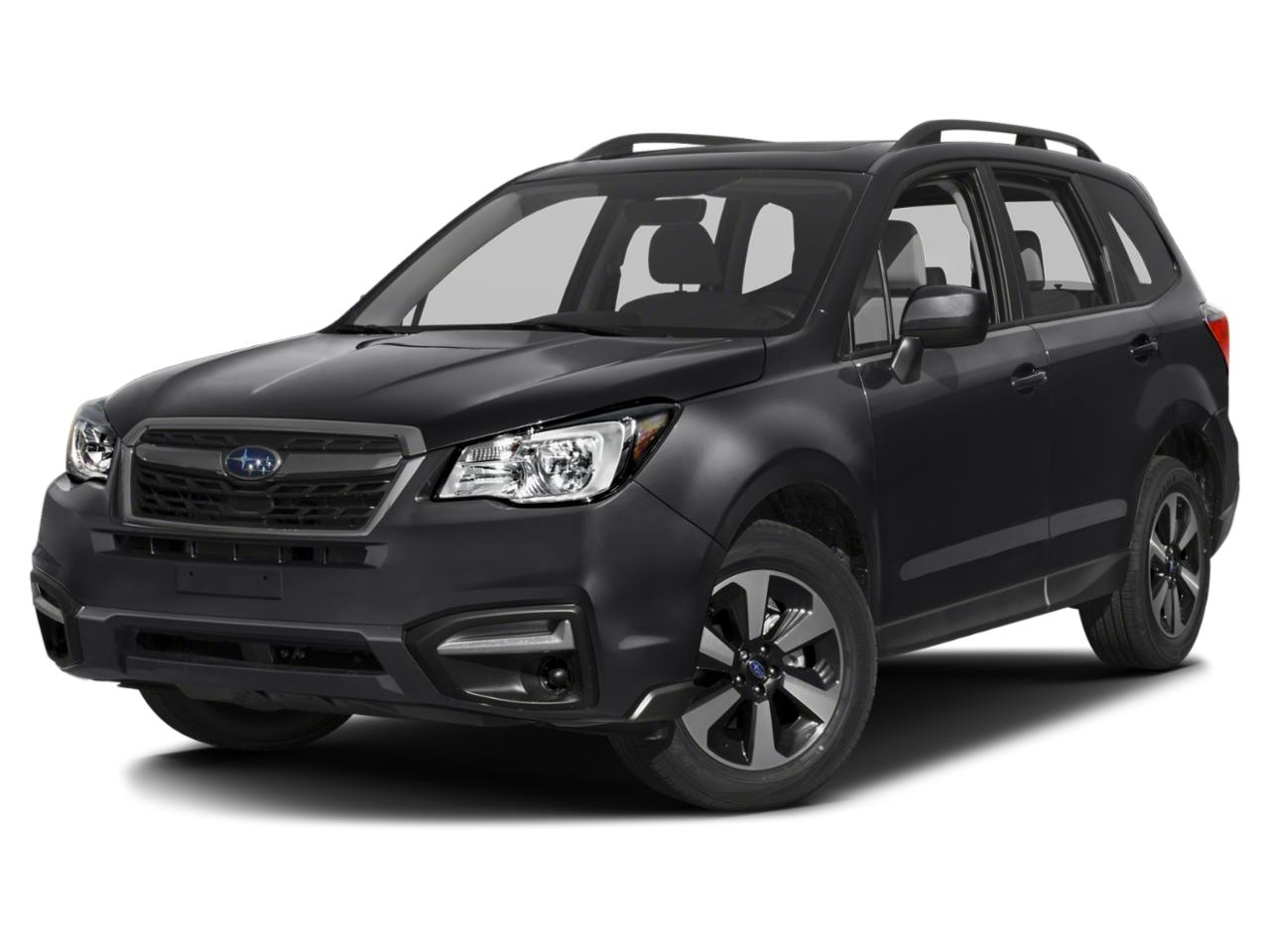 2018 Subaru Forester Vehicle Photo in Spokane, WA 99207