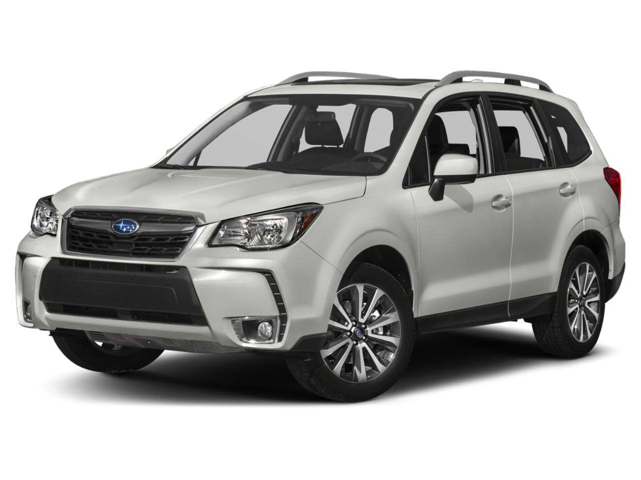 2018 Subaru Forester Vehicle Photo in Casper, WY 82609