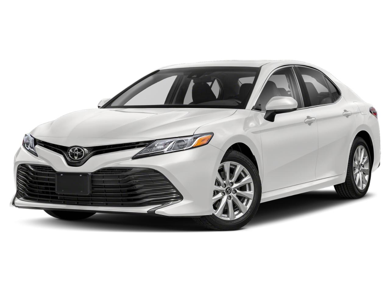 2018 Toyota Camry Vehicle Photo in Greenville, NC 27834