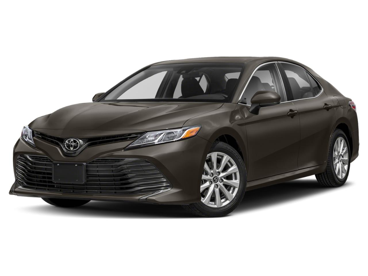 2018 Toyota Camry Vehicle Photo in PORTLAND, OR 97225-3518