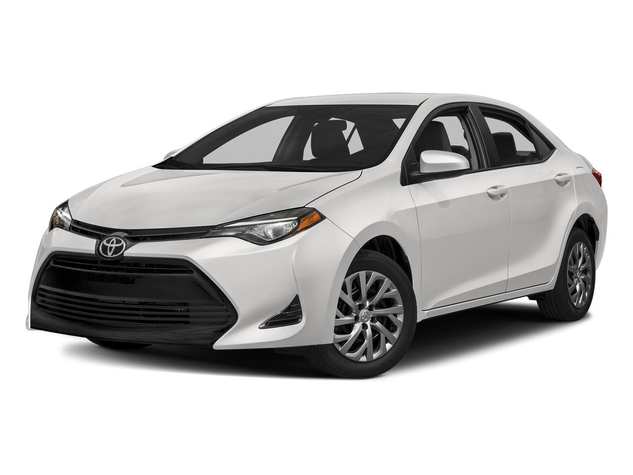 2018 Toyota Corolla Vehicle Photo in San Antonio, TX 78238
