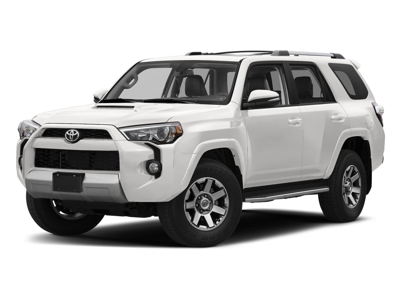 2018 Toyota 4Runner Vehicle Photo in Colorado Springs, CO 80905