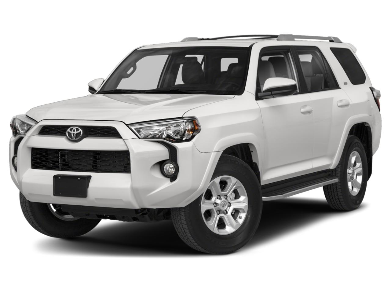 2018 Toyota 4Runner Vehicle Photo in Greensboro, NC 27405